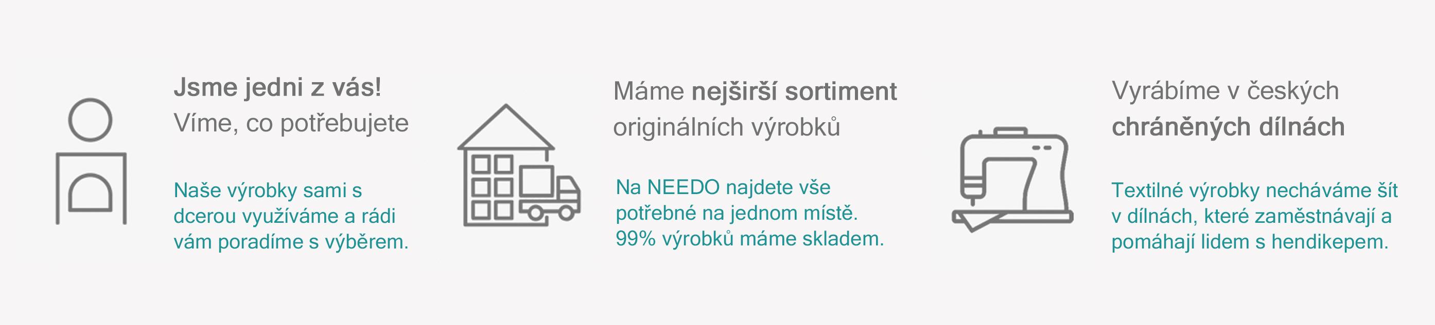 NEEDO_benefity