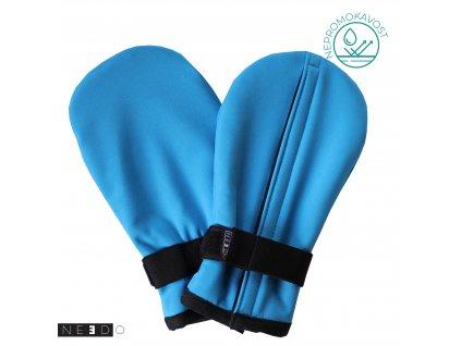 Needo rukavice modre