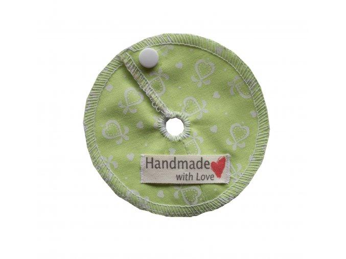 PEG ochranný kroužek (Ø10cm) - zelený