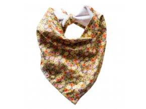 Needo Bryndák pro postižené - šátek (různobarevný s kroužky)