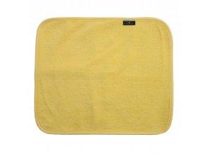 Needo Utěrka pro postižené - froté (žlutá)