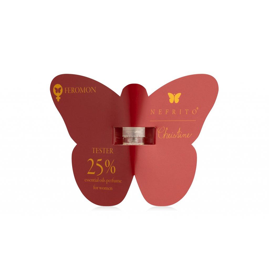 nefrito butterfly outside christine web