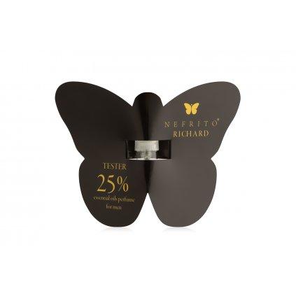 nefrito butterfly outside richard web