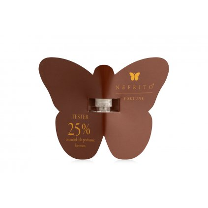 nefrito butterfly outside fortune web