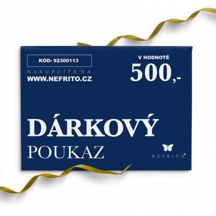IIV dárkový poukaz 500 voucher