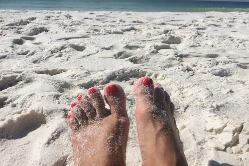 Jaké vybavení na nehty s sebou berete na cesty?