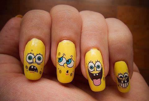 Pohádkové nehty