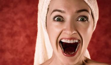 Zdravé zuby a dásně