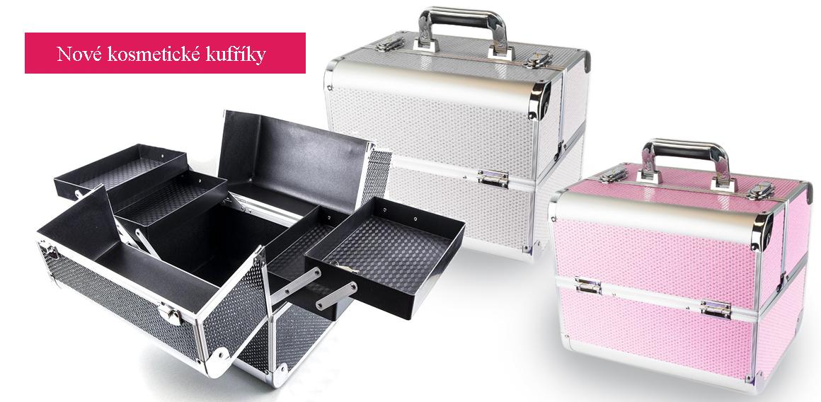 Kosmetické kufry