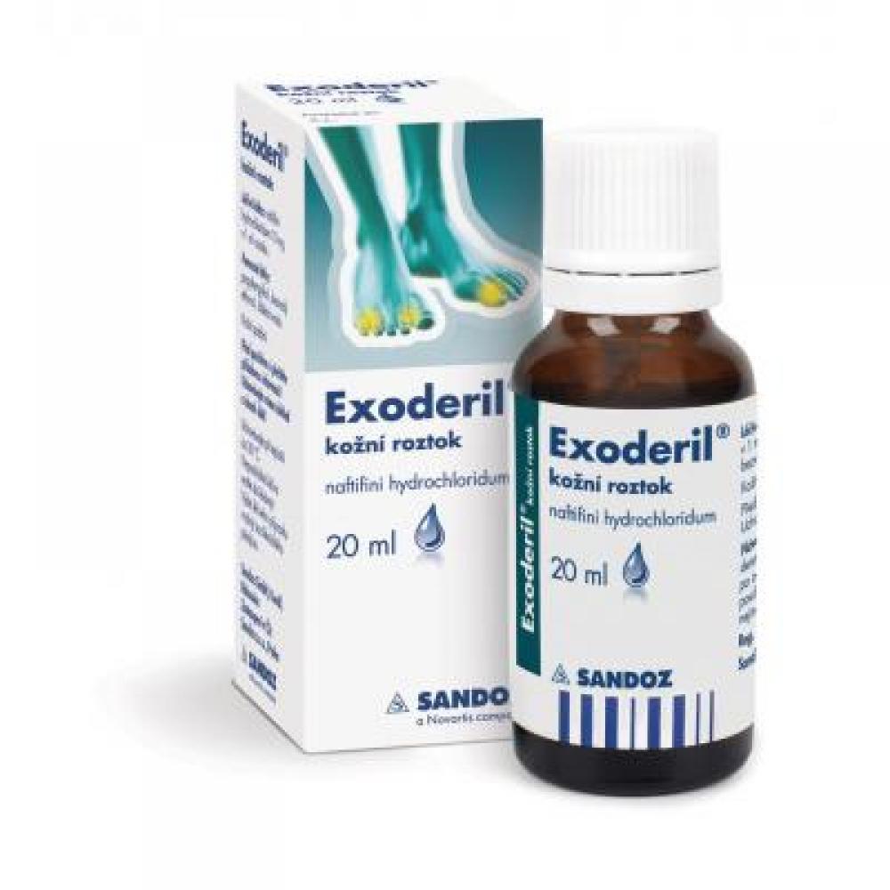 exoderil-roztok