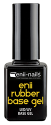 Enii nails Rubber base gel