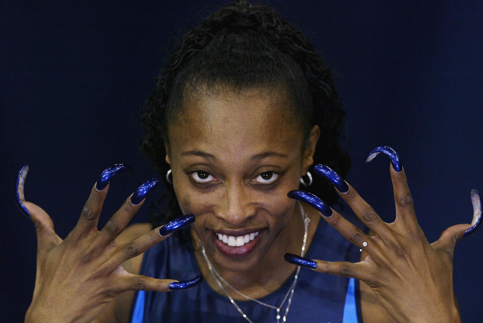 atletka Gail Deversova