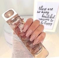 Babí léto - gelové nehty