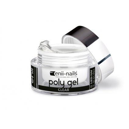 ei01 pg1 polygel clear40 enii nails
