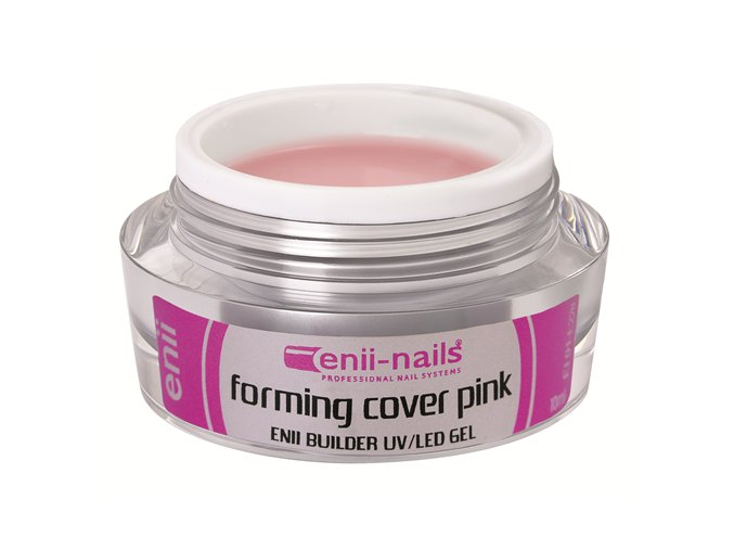 forming cover pink gel 10ml enii nails