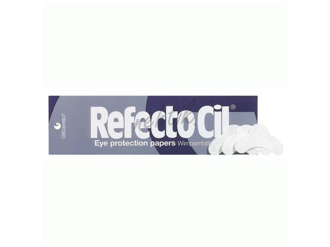 RefectoCil ochranné papírky pod oči EXTRA