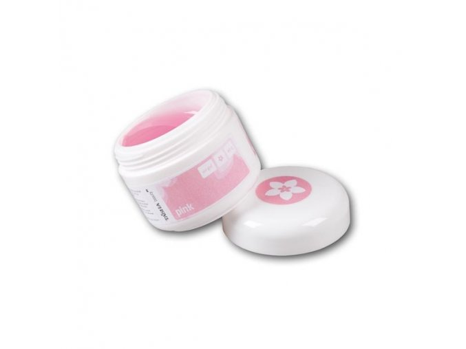 Jednofázový UV gel Pink 40g Tasha