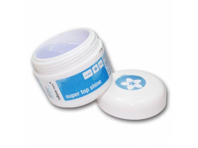 Tasha UV gel Super Top Shine 40 g vrchní lesk