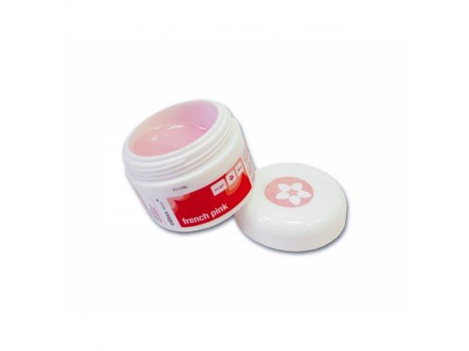 UV gel French pink (kamufláž) 10ml Tasha