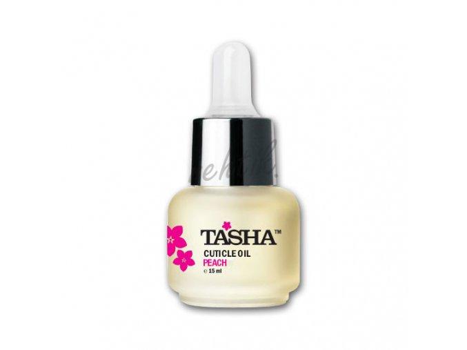 Olejíček na nehty s kapátkem Broskev 15 ml Tasha