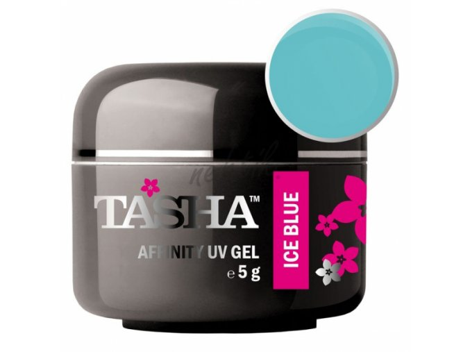 Jednofázový Uv gel Ice Blue 5 g Tasha