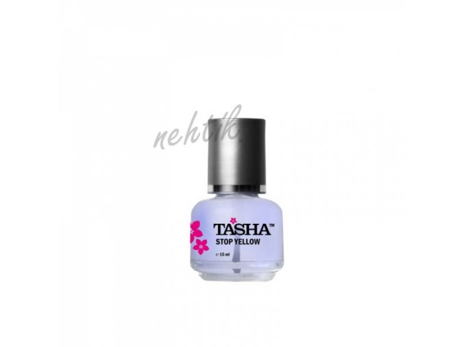 Yellow Stop (UV vrchní lak) Tasha 15ml