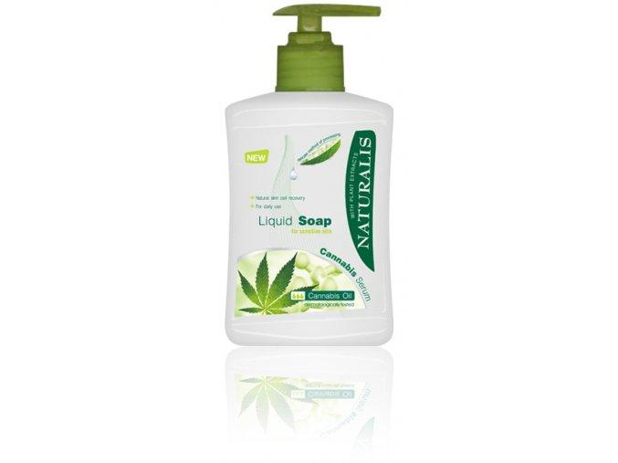 Tekuté mýdlo Cannabis, 300ml