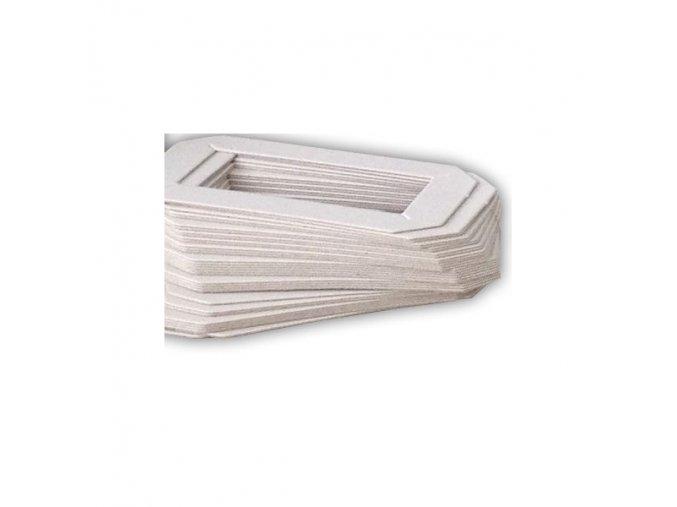 Biemme Papírová podložka pod vosk do MONO ohřívače 1 ks