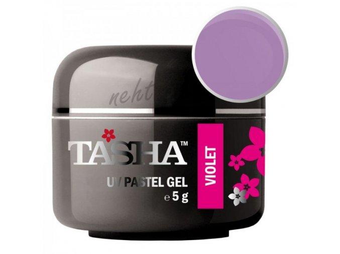 Uv gel barevný Tasha Pastel Violet 5g - Black Line