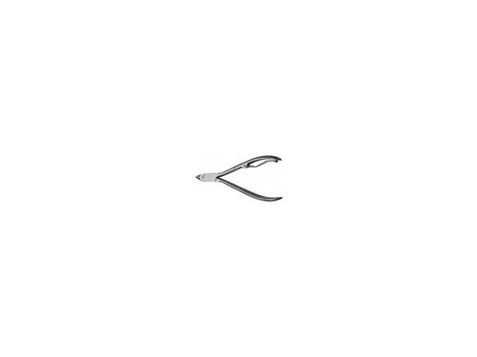 Kleště na nehty manikúrní nerez 10 cm