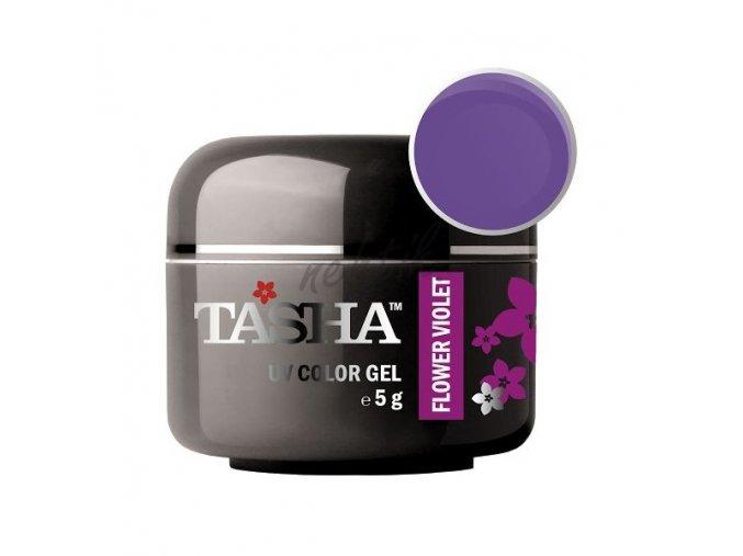 Uv gel barevný Tasha Flower Violet 5g - Black Line