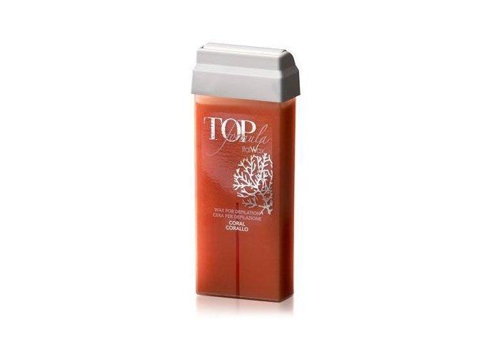 Depilační vosk korálový 100g Top formula