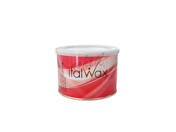 Italwax Vosk v plechovce 400 g růžový