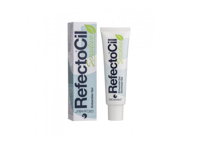 RefectoCil Sensitive Developer gel 60 ml