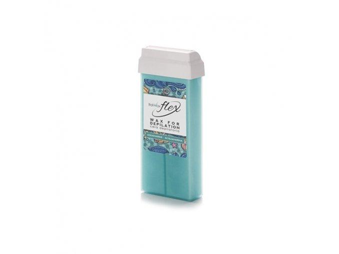 Italwax depilační vosk Aquamarine 100ml Flex