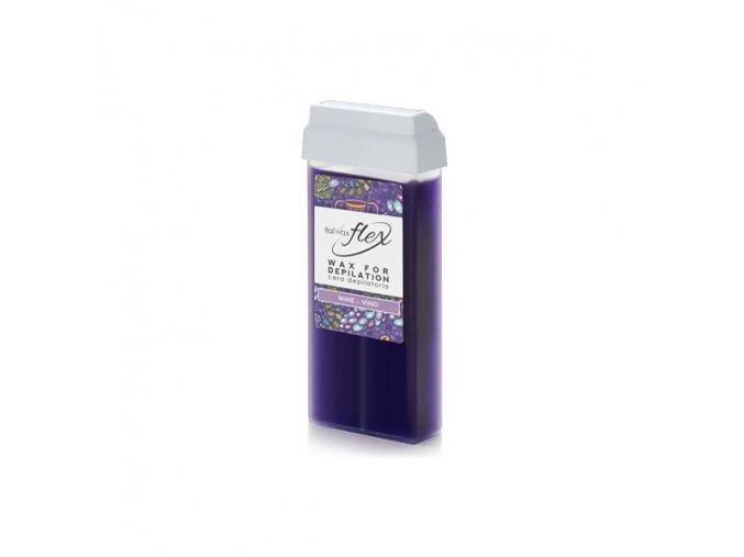 Italwax depilační vosk Hroznové víno 100ml Flex