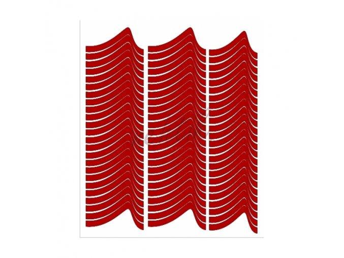 sablona na francii f1 cervena