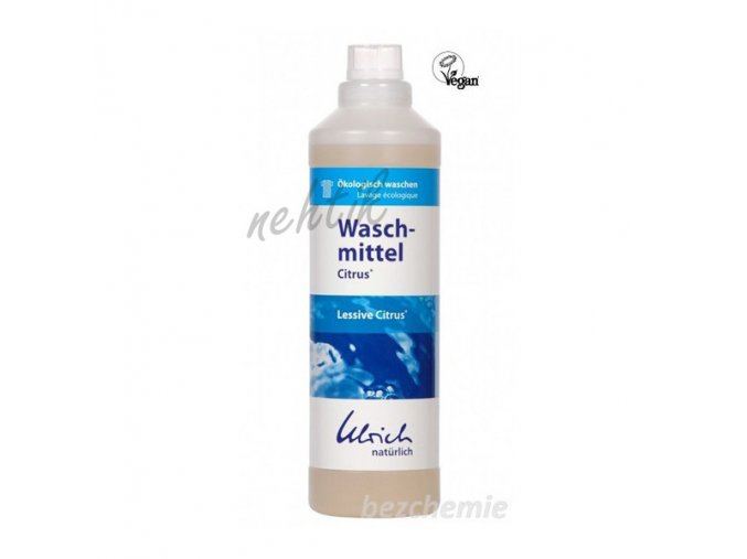 Prací gel Citrus 1000ml, Ulrich