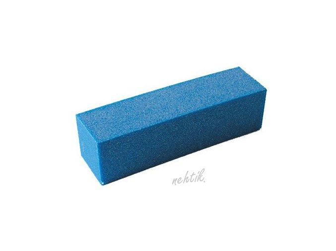 Leštící blok čtyřstranný, modrý velmi jemný