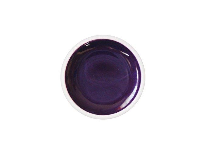 Barevný UV gel 17 tm. fialový Cedro výprodej