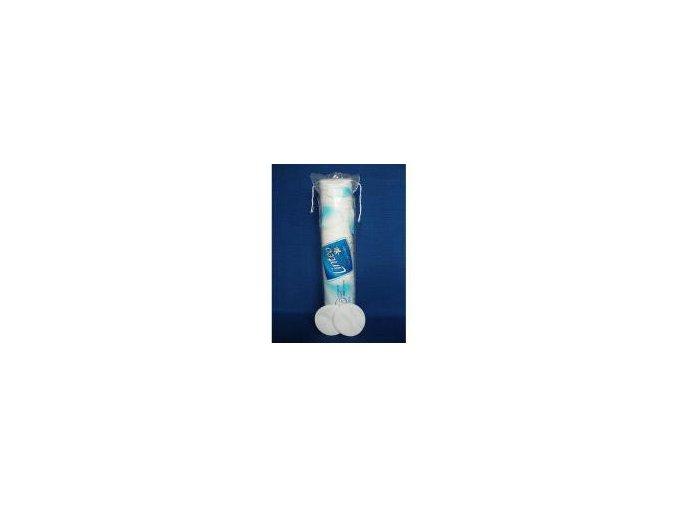 Kosmetické tampony odličovací LINTEO Satin 120 ks