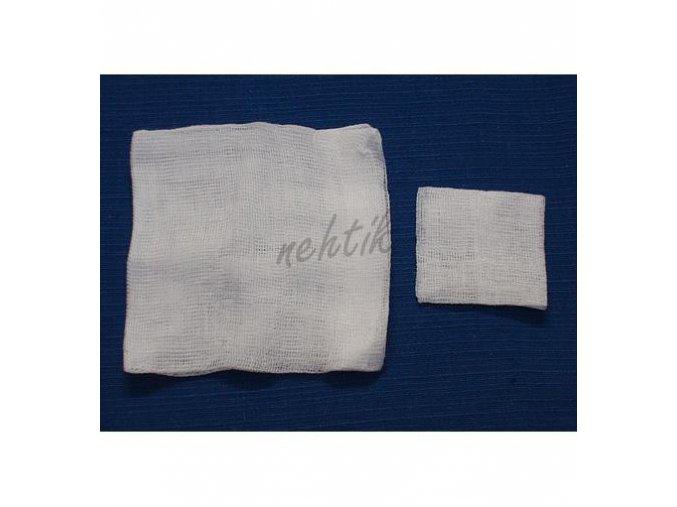 Komprese-netkaná textilie 5x5cm,100ks