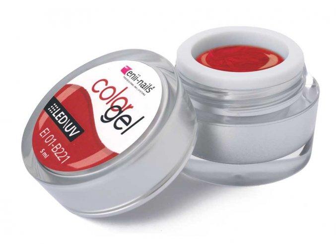 Barevný UV / LED gel 5ml č.221 Enii-nails