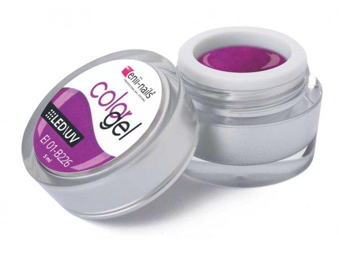 Barevný UV / LED gel 5ml č.226 Enii-nails