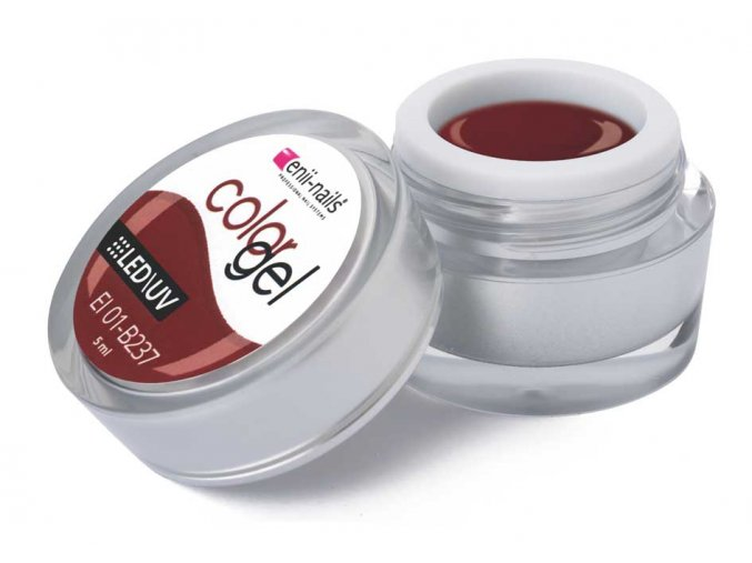 Barevný UV / LED gel 5ml č.237 Enii-nails