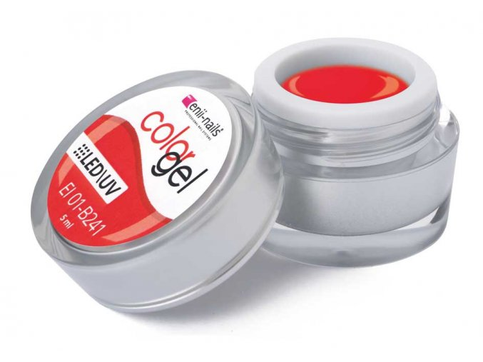 Barevný UV / LED gel 5ml č.241 Enii-nails
