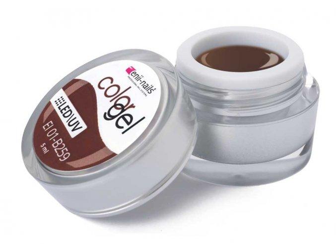 Barevný UV / LED gel 5ml č.259 Enii-nails