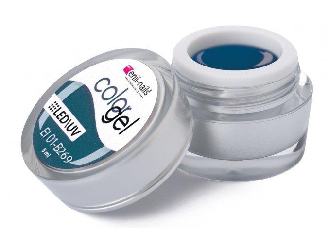 Barevný UV / LED gold gel 5ml č.269 Enii-nails