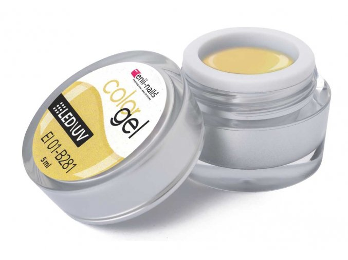 Enii-nails Barevný UV / LED gel 5ml č.281