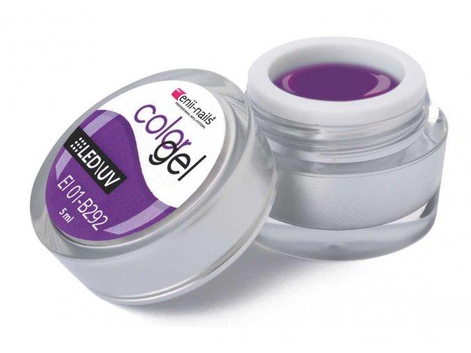 Enii-nails Barevný UV / LED gel 5ml č.292